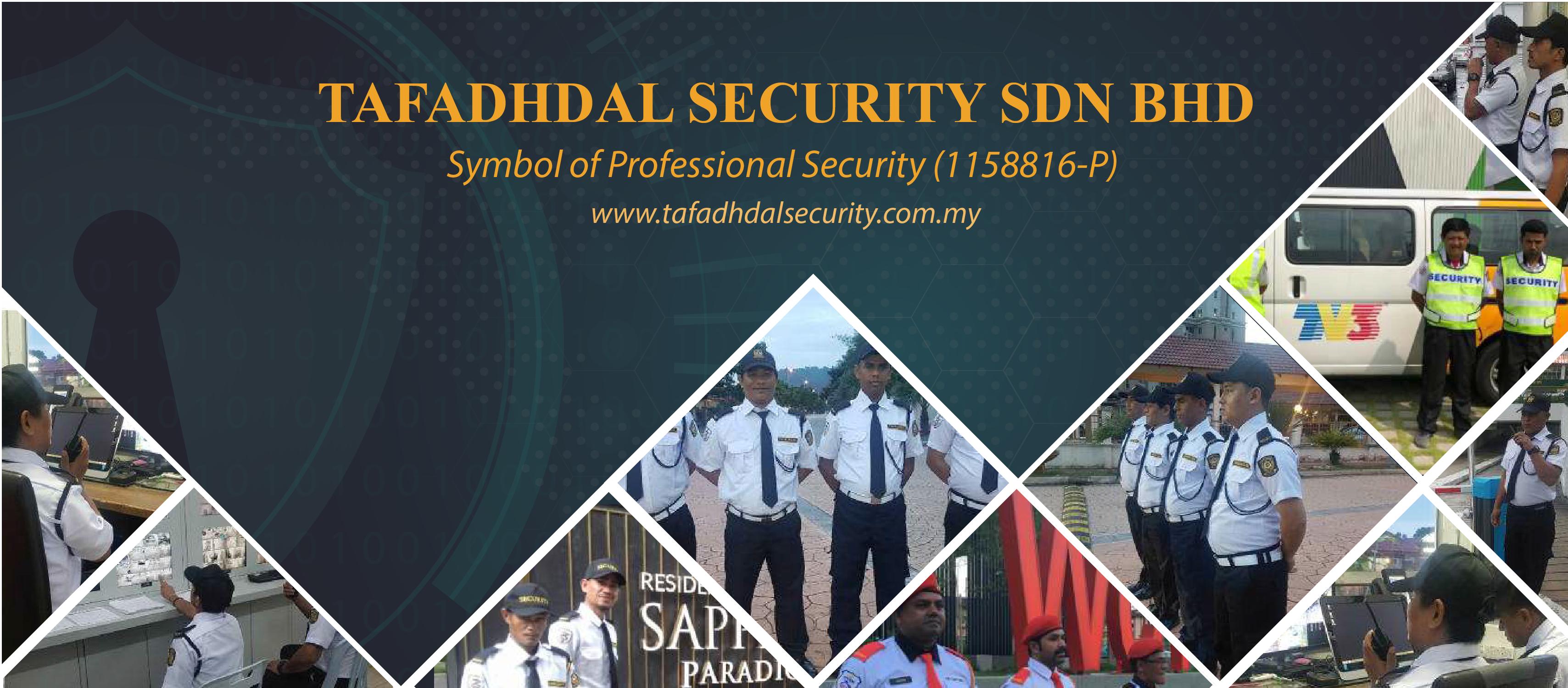 tafadhdal security